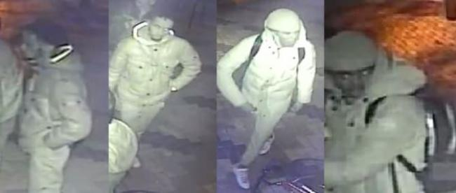 Thames Valley Police wants to speak to these two men