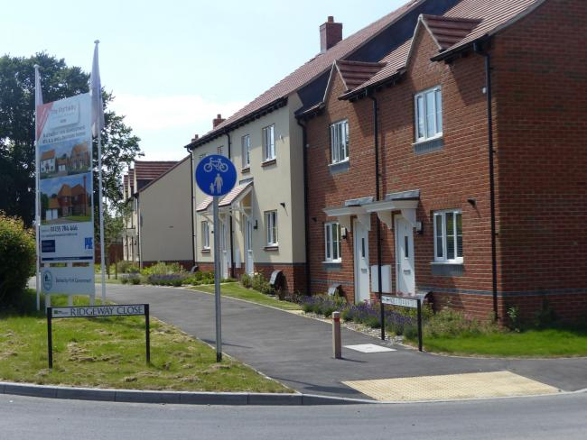 Soha Housing at Portway, East Hendred Picture Soha Housing