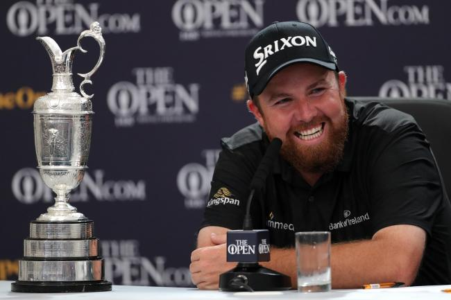 Shane Lowry will give the Claret Jug pride of place on his kitchen table
