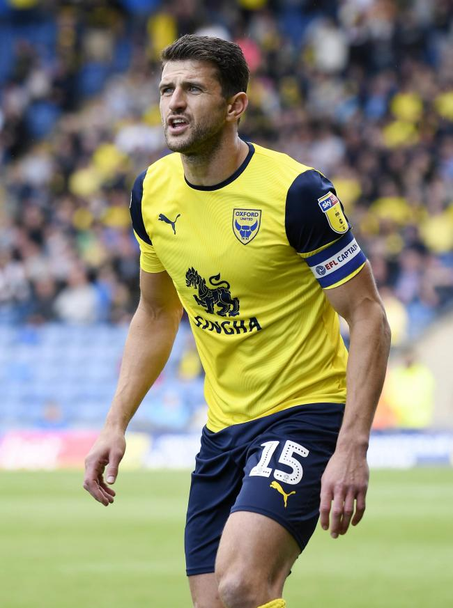 Oxford United captain John Mousinho says Bury's crisis has come as a shock   Picture: David Fleming