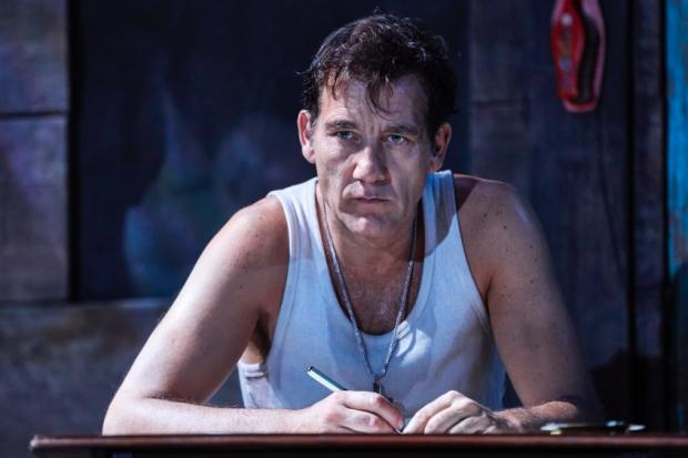 Clive Owen as Lawrence Shannon
