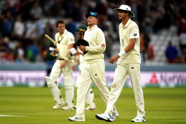 Joe Root's England had to settle for a draw at Lord's