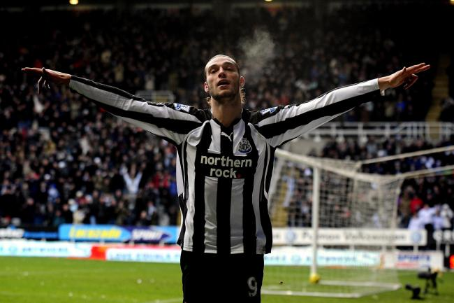 Andy Carroll cannot wait to resume his career at first club Newcastle