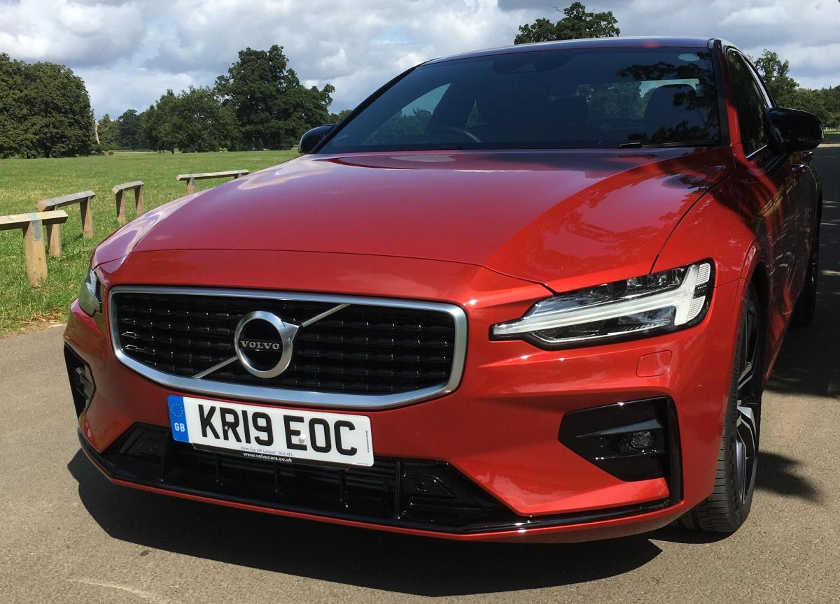 Road test of the Volvo S60 R-Design Edition Auto | The