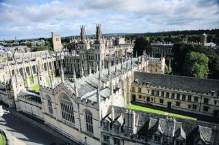 Change: All Souls College