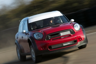 Rally Minis have high hopes for France
