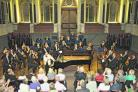 Menahem Pressler and the Oxford Philomusica: The Sheldonian Theatre