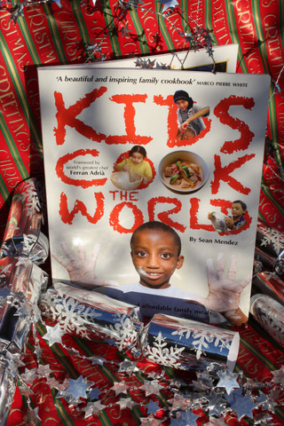 Kids Cook The World