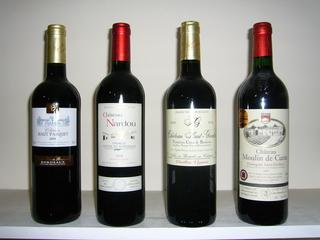 Bordeaux mixed case - £113