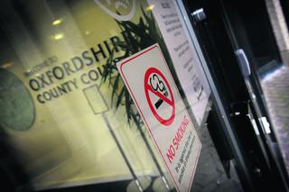 Council tells smokers to quit then invests in tobacco giants