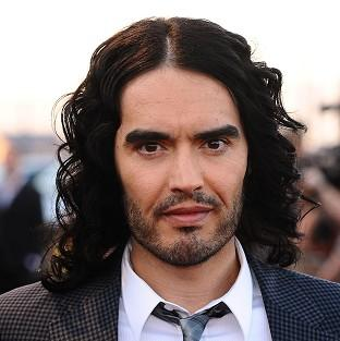 Russell Brand has been arrested and bailed