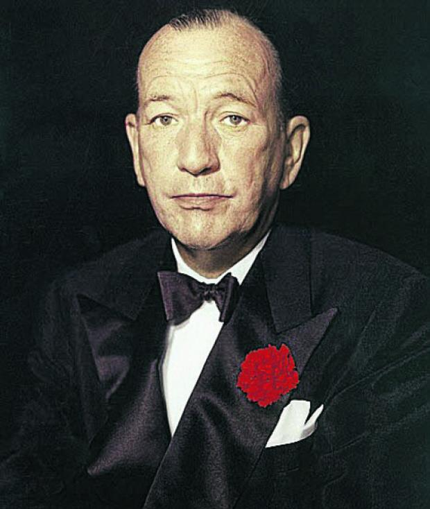Noel Coward was early victim of tax anger