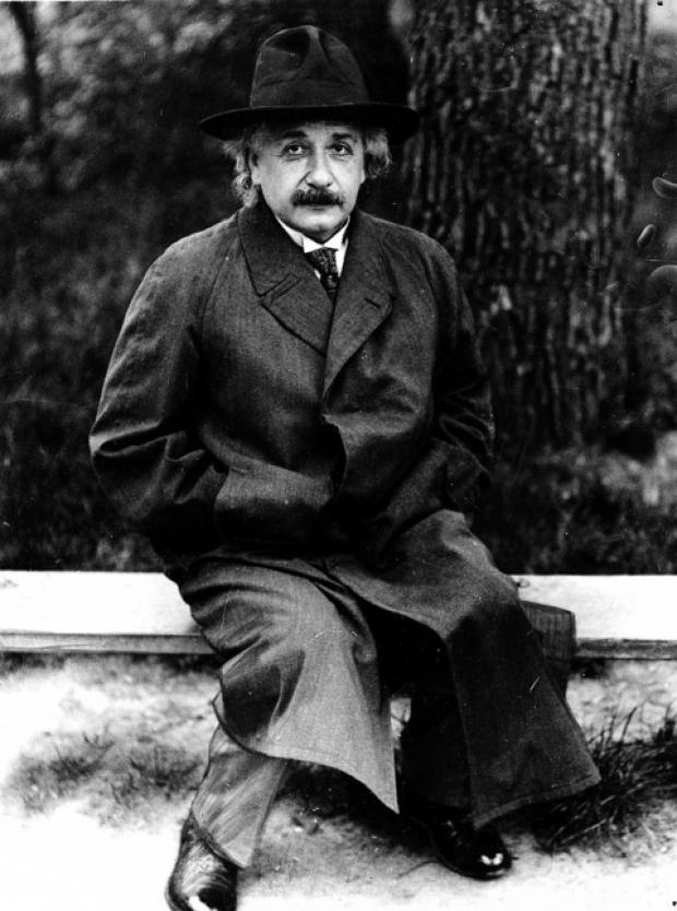 The Oxford Times: How Einstein fled from the Nazis to an Oxford college