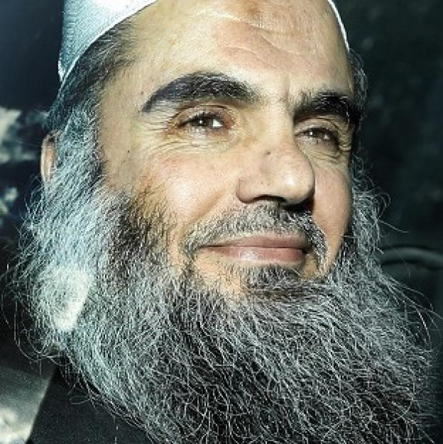 Abu Qatada has lodged an appeal which effectively prevents him being deported to Jordan (AP)