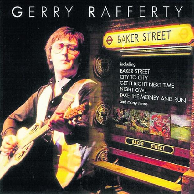 Nicked clothes and a night with Gerry Rafferty in the Peak District