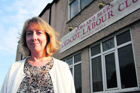 Annie Birchall, club secretary of the Didcot and District Labour Club, said about 100 members agreed to sell the club in March but would not reveal the sale price