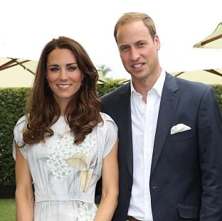 The Duke and Duchess of Cambridge are celebrating their first wedding anniversary