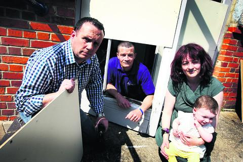 Charity that helps addicts hit by break-in