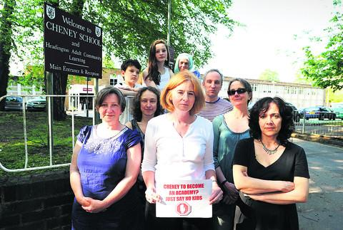 Parents lose fight to stop academy plans
