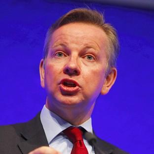 Michael Gove heaped praise on media mogul Rupert Murdoch while appearing at the Leveson Inquiry