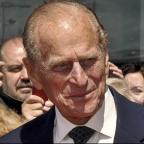 The Duke of Edinburgh has been taken to hospital with a bladder infection