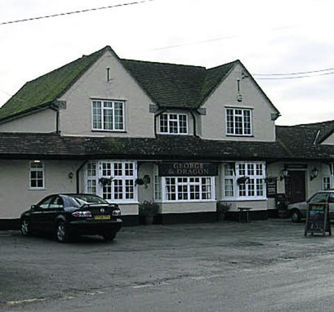 The George and Dragon pub