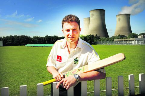 Chairman Paul Costello confirmed Didcot Cricket Club is in talks with the town council about finding a new home with the imminent closure of Didcot A power station. Picture: OX52496 Damian Halliwell
