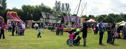 The Oxford Times: Banbury and District Show cancelled due to weather