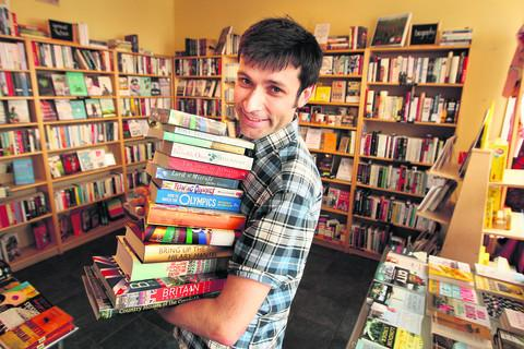Literature is in focus in booksellers week