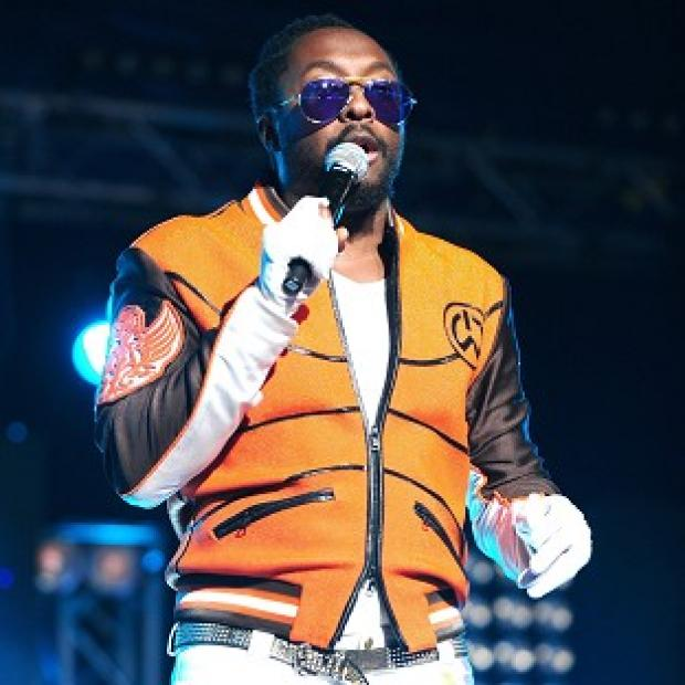 Will.i.am's single This Is Love, featuring Eva Simons, has topped the UK singles chart