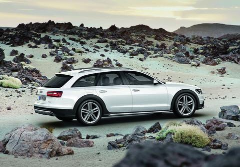 Audi A Allroad Quattro BiTDI The Oxford Times - Audi pronunciation
