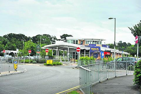Thornhill park and ride