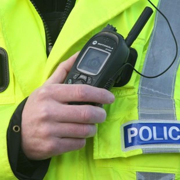 Several police officers experienced sickness and breathing difficulties during a drugs raid in Birmingham