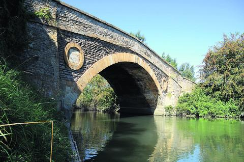 Tadpole Bridge, near Bampton