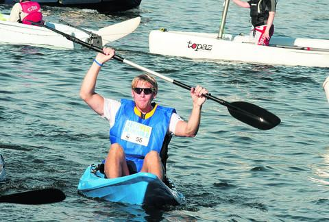 New race for Olympic gold medallist