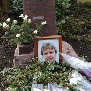 Alexander Litvinenko died in November 2006