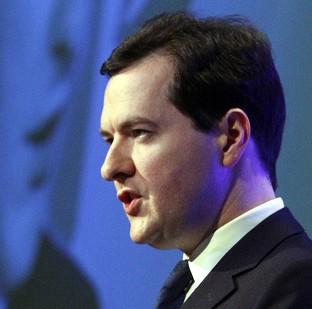 George Osborne could face pressure to change course with his deficit-busting plans