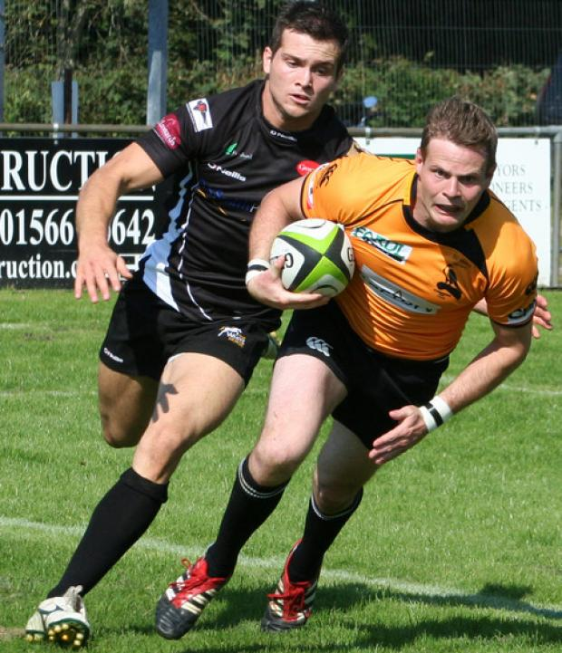Tom Gray scored two tries