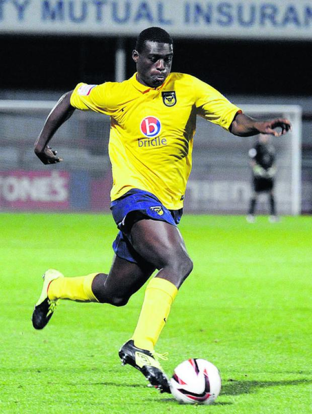 Daniel Boateng has struggled to play regularly while on loan