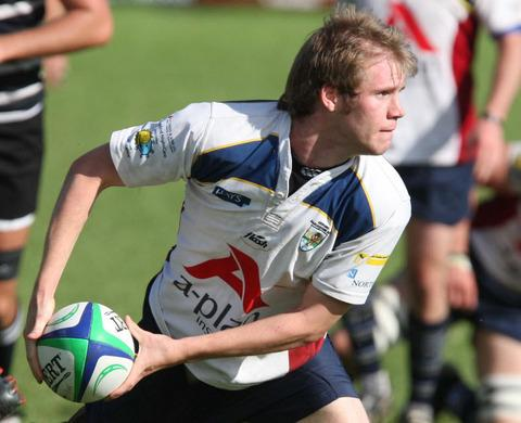 Scrum half Alasdair Maspero returns for Oxford Harlequins' clash with Old Patesians