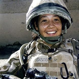 Corporal Channing Day died while on patrol in the Nahr-e Saraj district of Helmand Province (MoD/Crown Copyright/PA)
