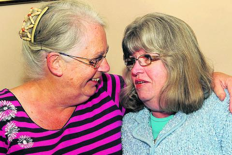 The Oxford Times: Freda and Joy