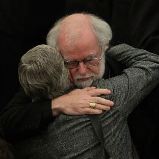 Dr Rowan Williams wished the Synod 'every blessing' with resolving the issue of women bishops 'in the shortest possible time'