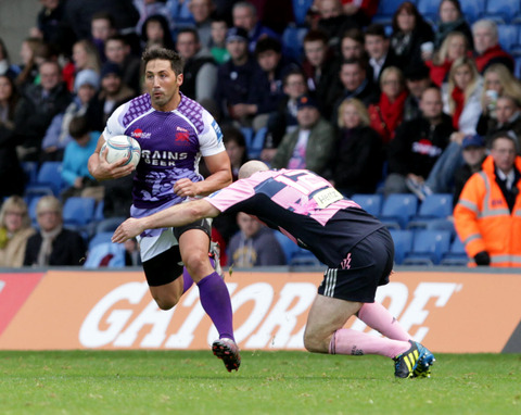 Gavin Henson hopes to be back for Welsh in the near future