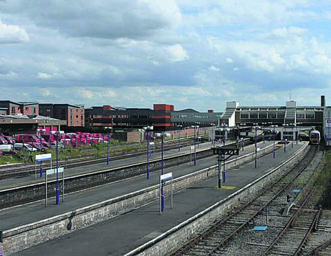 Banbury station 707-space car park plan 'should be refused'