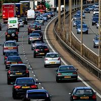 Three in four motorists are travelling less far than a year ago to save money