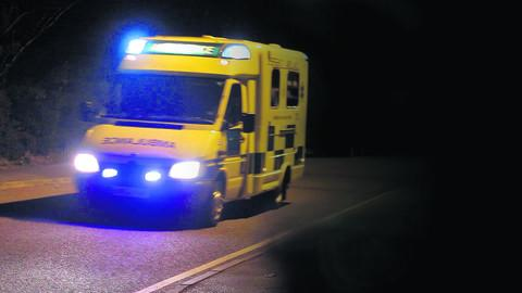 The Oxford Times: Ambulance call-outs hit a high over the festive period