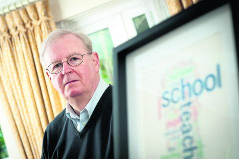 Education expert John Howson  has concerns