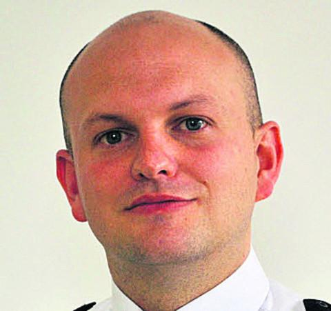 The Oxford Times: Supt Colin Paine