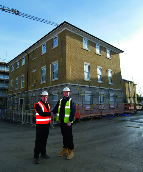 New offices at Cowley Road bus site
